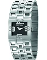 Pierre Cardin Analog Black Dial Women's Watch - PC105732F02