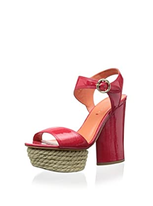 Via Spiga Women's V-Novia Platform Sandal (Rose)