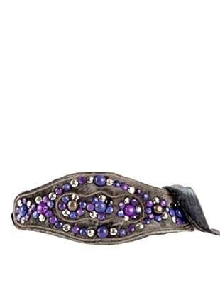 Custo Cinturón Rita (gris)