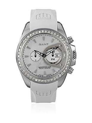 Gant Reloj con movimiento cuarzo japonés Bedford - Stones W10801 Blanco 48 mm