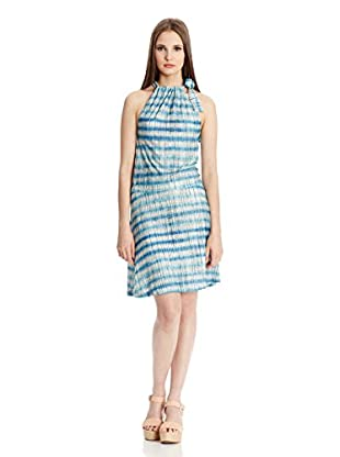 Blueberry Kleid Darma H Stripes
