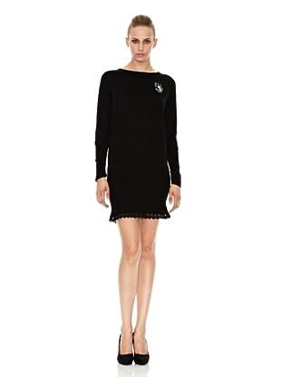 Sidecar Vestido Rosa (Negro)