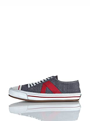 PF Flyers Sneakers Number 5 (Navy/Rosso)