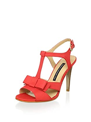 French Connection Women's Nora Sandal (Coral)
