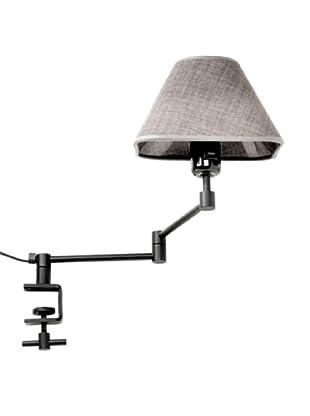 Lámpara de diseño Aplique Biblioteca negro mate