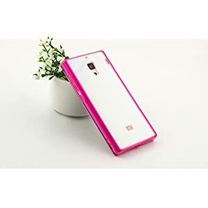Armor Hard Back Case Cover For Redmi 1S (Pink)