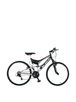 GIANNI BUGNO Bicicleta Akx26221Ba Plata / Negro