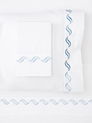 Westport Linens Scroll Percale Sheet Set