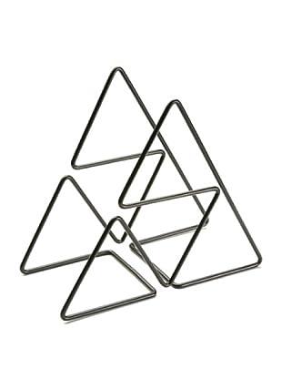 Zings Botellero Pirámide Negro