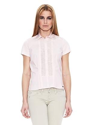 Pepe Jeans London Camisa Karla (Rosa Claro)