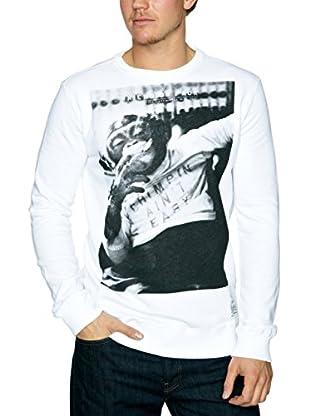 Friend Or Faux Sweatshirt