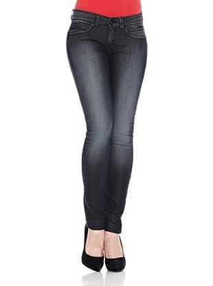 Pepe Jeans London Pantalón Vaquero New Brooke (Vaquero)