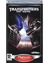 Transformers (Games, PSP)