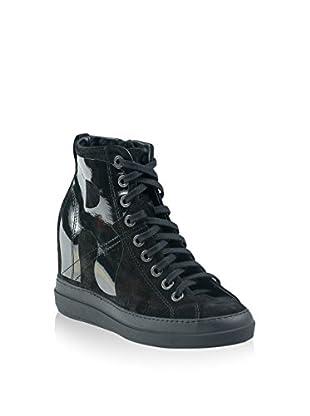 Ruco Line Sneaker Zeppa 4916 Termo Velour