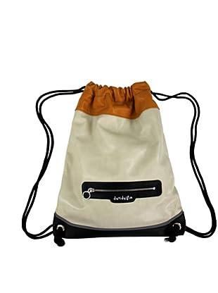 Davidelfín Bolso Back Pack (Beige)