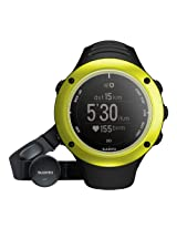 Suunto Digital Yellow Dial Unisex Watch - SS020133000