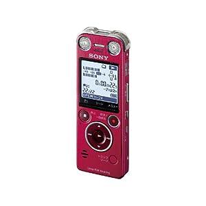 SONY ステレオICレコーダー SX1000 16GB ICD-SX1000