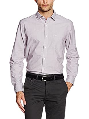 Dockers Camisa Hombre Refined Poplin Ls Standard