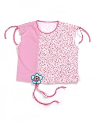 My Doll T-Shirt (Rosa/Weiß)