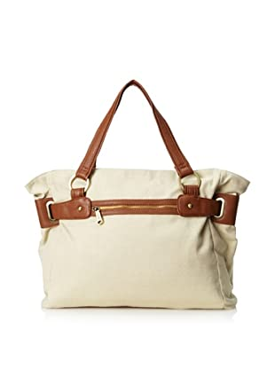 Co-Lab by Christopher Kon Women's Codie Canvas Tote (Natural)
