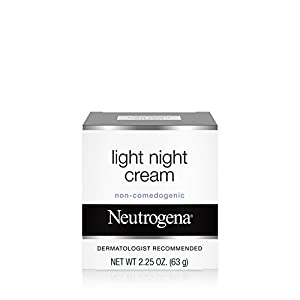 Neutrogena Light Night Cream, 63g