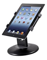 Kantek Tablet Stand for Apple iPad Galaxy Tab Kindle Fire Xoom Thrive and Other 7-10-Inch Tablets (TS710)