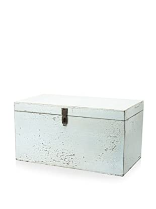 Royola Pacific Wooden Box (Chowder White)