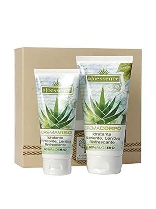 Omina Botanica Gesicht- und Körperpflege Kit 2er Set Aloessence