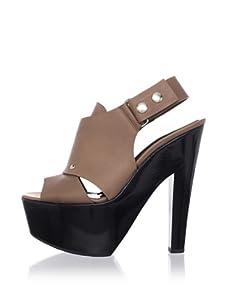 MARNI Women's Slingback Platform Sandal (Deet)