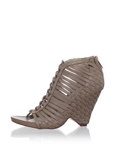 Mea Shadow Women's Velora Wedge Sandal (Blush Leather)