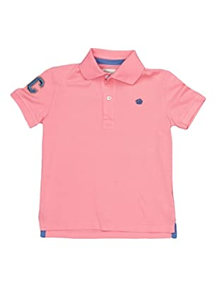 Bloom Polo Piquet Heritage (Rosa)