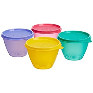 Tupperware Bowled Over Set, Set of 4