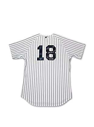 Steiner Sports Memorabilia Don Larsen Signed Authentic Home Pinstripe Jersey With