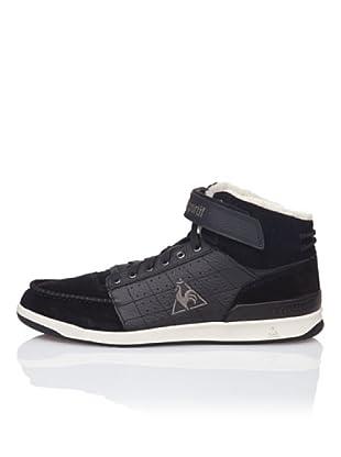 Le Coq Sportif Zapatillas Retro Lifestyle Diamond Lammy (Negro)