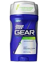 Speed Stick Gear Deodorant