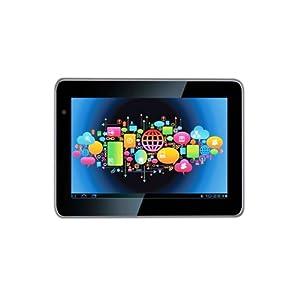 Lava Velo+ Tablet (7 inch, 4GB, Wi-Fi+3G via Dongle), Silver