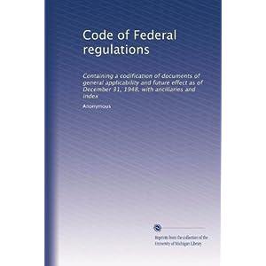 【クリックでお店のこの商品のページへ】Code of Federal regulations (Vol.2550) [ペーパーバック]