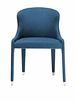 Roche Bobois Steeple Chair, Blue
