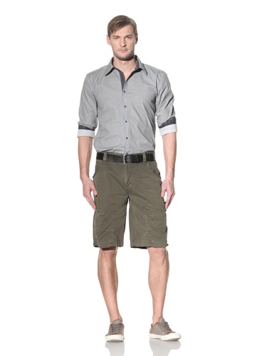 No Excess Men's Utility Shorts (Army)