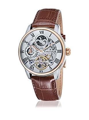 THOMAS EARNSHAW Uhr Longitude ES-8006-03 braun 44  mm