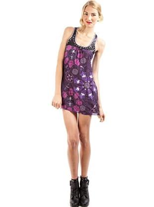 Custo Barcelona 2393615 Damen Tops (Violett (Violett 2005))