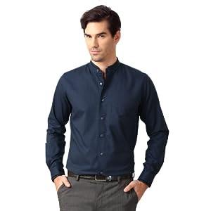 Van Heusen Textured Formal Shirt