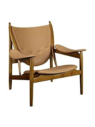 Modway Warrior Lounge Chair (Tan)