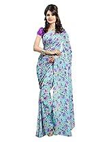 Kanheyas Georgette Printed Saree
