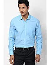 Light Blue Full Sleeve Formal Shirts