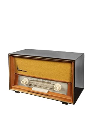 Verona International Radio, Brown/Gold/Cream