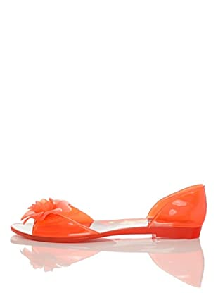Furla Peeptoe-Pumps Jucca (Orange)
