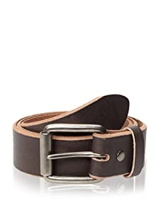 Bill Adler Design Men's Belt, Cherry, 40