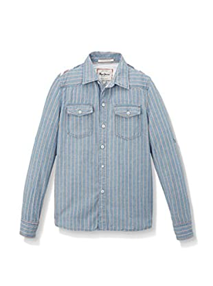 Pepe Jeans London Jungen Hemd Main Fashion Pc