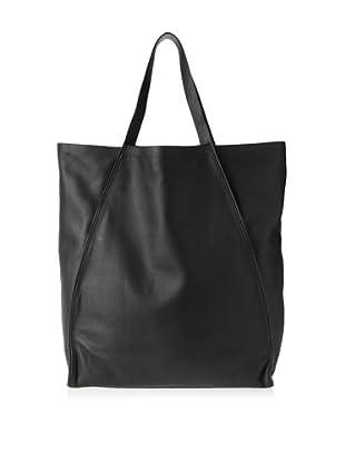 Dior Men's Leather Shopper Tote (Black)
